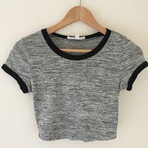 New ☀️ | Short Sleeve Crop Top